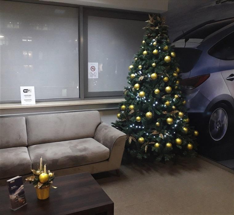Novogodišnja dekoracija (2)